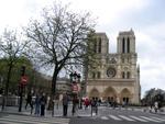 Highlight for Album: Notre Dame - 03-21-04
