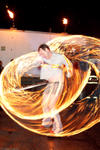 Highlight for Album: Sensory Illuminations - Firedancing - 03/28/09