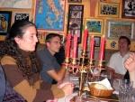 Francine's Birthday - Dinner w/ 'Relay' Crew 02